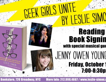 Geek Girls Unite NYU Event