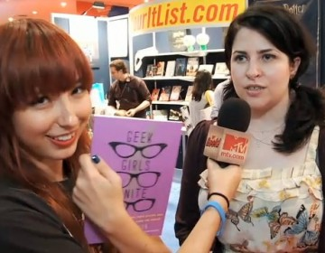 Me and Liz Lee at NYCC